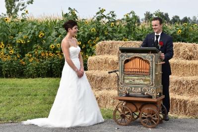 Hochzeit Margrit & Marcel - 18. August 2018