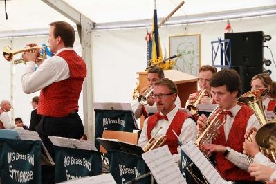 Neuinstrumentierung (30./31. August 2014)