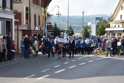 Parademusik Neuuniformierung Feldmusik Hochdorf, 24.9.2017_1