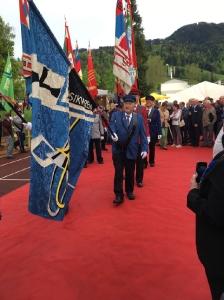 Veteranenehrung Schüpfheim, 19.05.2017