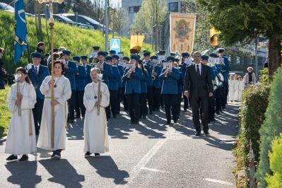 Weisser Sonntag (19. April 2015)
